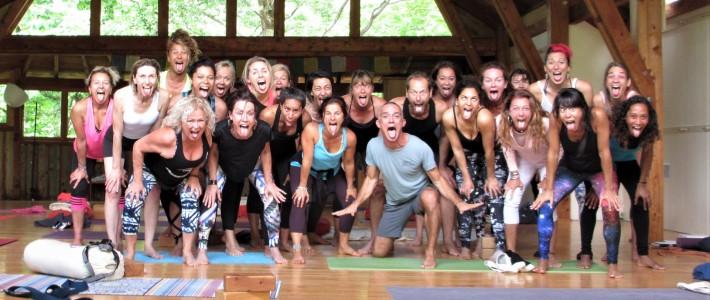 Stage de Yoga au Tardoun